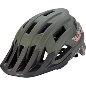 Cube Rook Casco, olive